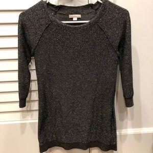 GAP Gray Maternity Sweater